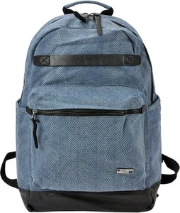 Błękitny plecak męski Pierre Cardin