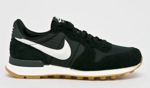 Buty sportowe Nike Sportswear z płaską podeszwą sznurowane