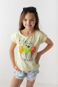 Bluzka dziecięca Myprincess / Lily Grey z tiulu
