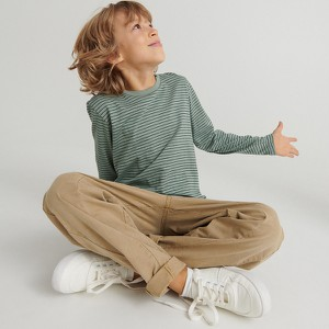 Zielona koszulka dziecięca Reserved