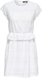 Sukienka Only mini w stylu boho