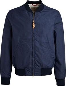 Niebieska kurtka Manifattura Ceccarelli