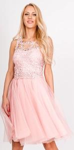 Sukienka Zoio z tiulu