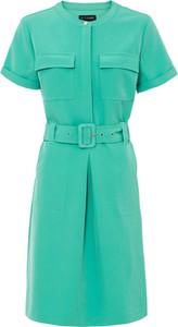 Sukienka bonprix w stylu casual mini z krótkim rękawem