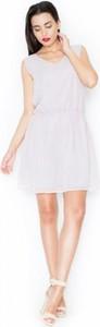 Sukienka Katrus z tkaniny mini