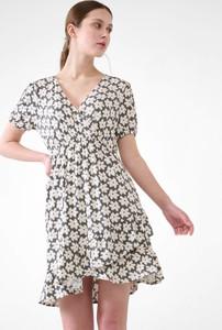 Sukienka ORSAY mini z dżerseju z krótkim rękawem