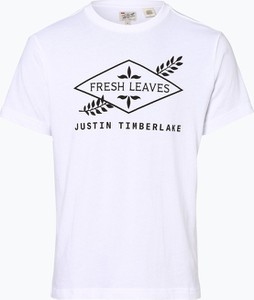 Czarny t-shirt Levis z dżerseju