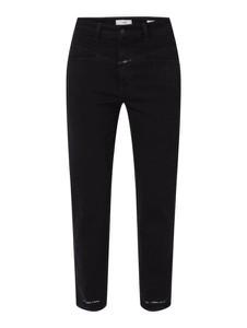 Czarne jeansy Closed w stylu casual