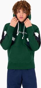 Zielona bluza Champion w sportowym stylu z bawełny