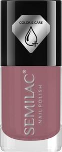 C250 Lakier do paznokci z odżywką Semilac Color&Care 7ml
