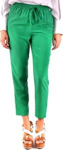 Zielone spodnie R.e.d. Valentino