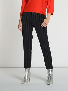 Spodnie Liu-Jo z bawełny w stylu klasycznym