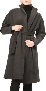 Brązowy płaszcz Fontana 2.0 w stylu casual