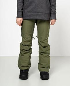 Zielone spodnie sportowe Roxy