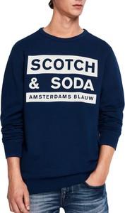 Niebieska bluza Scotch & Soda