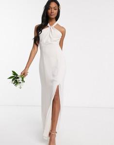 Sukienka Maids To Measure z dekoltem halter bez rękawów