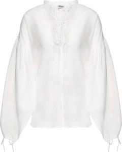 Bluzka Liu-Jo ze sznurowanym dekoltem