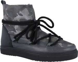 Buty zimowe Inuikii sznurowane w stylu casual