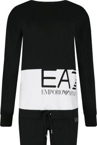 Bluza EA7 Emporio Armani z dresówki