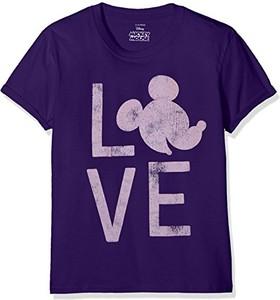 Granatowa bluzka dziecięca Disney