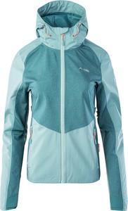 Niebieska kurtka Elbrus w sportowym stylu