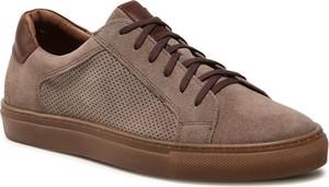 Sneakersy RYŁKO - IG4311 Beżowy 225/213 Beżowy/C.Brąz 1YE