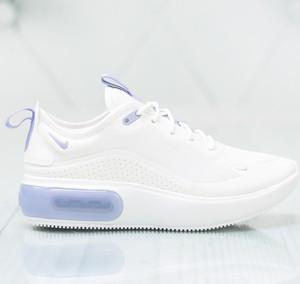 buty białe nike damskie stylowo i modnie z Allani