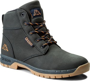 Buty trekkingowe kappa z płaską podeszwą