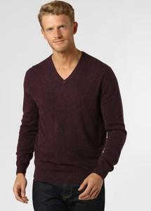 Czerwony sweter Andrew James