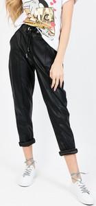 Czarne spodnie Olika