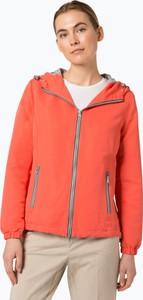 Czerwona kurtka Marie Lund Sport krótka w stylu casual