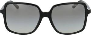 Czarne okulary damskie Michael Kors