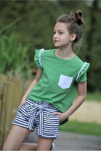 Spodenki dziecięce Petit Boutique - Moda Dziecięca