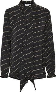Bluzka Saint Tropez w stylu casual z długim rękawem