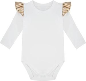 Body niemowlęce Elefunt dla dziewczynek