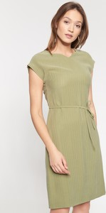 Zielona sukienka QUIOSQUE mini