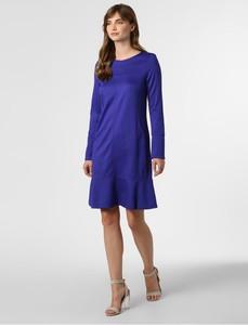 Niebieska sukienka Marc Cain