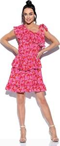 Sukienka Lemoniade mini z krótkim rękawem