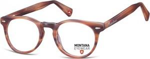 Stylion Okragle oprawki optyczne, korekcyjne Montana MA95E