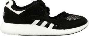 Czarne buty Adidas na rzepy