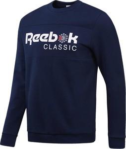 Niebieska bluza Reebok