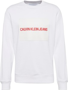 Bluza Calvin Klein z tkaniny w sportowym stylu