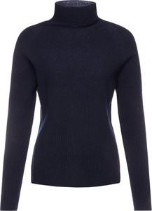 Granatowy sweter MaxMara Leisure