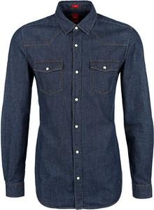 Niebieska koszula S.Oliver w stylu casual
