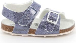 Buty dziecięce letnie Grünland ze skóry