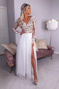 Sukienka Emo Sukienki z długim rękawem