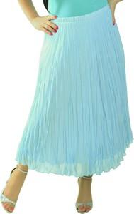 33f794517a6a64 plisowana spódnica zara - stylowo i modnie z Allani