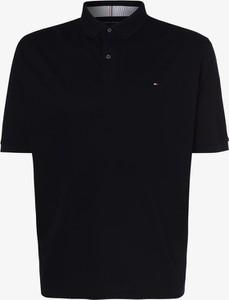Koszulka polo Tommy Hilfiger w stylu casual z dżerseju