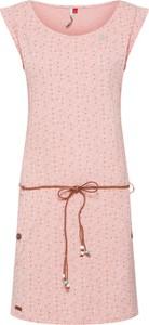 Sukienka Ragwear z dżerseju oversize mini