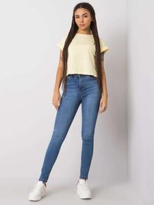 Niebieskie jeansy Factory Price w stylu casual